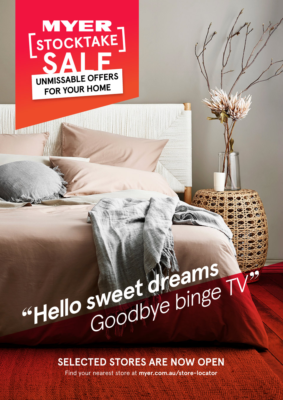 Myer Catalogue Sale 28 May 2020 - 12 Jul 2020