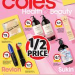 Coles Catalogue Health & Beauty 16 Sep - 22 Sep 2020