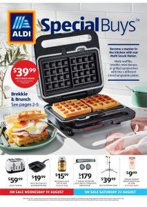Aldi Catalogue Specials Week 34, 19 August - 25 August 2020