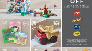 Target Catalogue 17 September - 7 October 2020