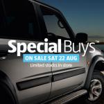Aldi Special Buys Saturday 22 August 2020