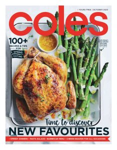 Coles Magazine October 2020