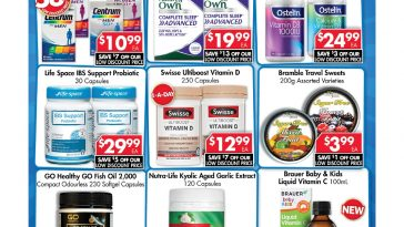Pharmacy4Less Catalogue 15 October – 11 November 2020