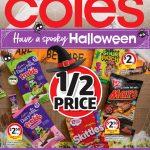 Coles New Catalogue 21 Oct - 27 Oct 2020 Halloween Catalogue