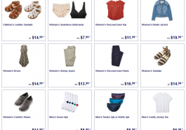 ALDI Family Clothing on Sale Wednesday 23 September 2020