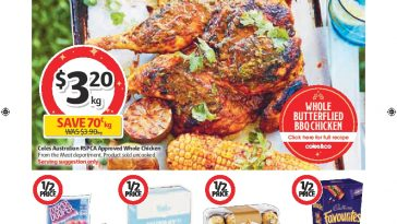 Coles Catalogue 25 November - 1 December 2020 Next Week Preview
