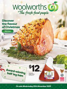 Woolies Catalogue 25th November - 1st December 2020 Next Week Preview