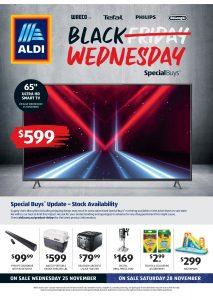 Aldi Catalogue Specials Week 48, 25 November - 1 December 2020 Black Friday