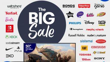 Big W Black Friday Catalogue 25 Nov - 30 Nov 2020 The Big Sale
