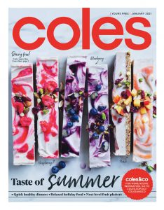 Coles Magazine January 2021