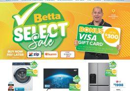 Betta Catalogue 8 March - 21 March 2021