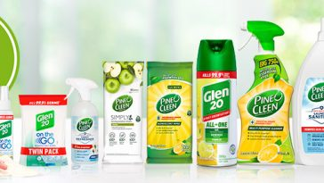 Coles Promo Save $10 when you spend $30 on Pine O Cleen or Glen 20