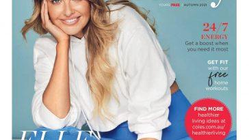 Coles Health & Beauty Magazine Autumn 2021