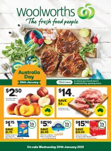 Woolies Catalogue 20th January - 26th January 2021 Next Week Preview