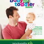 Woolworths Baby & Toddler Event 2021