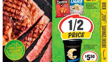 SUPA IGA Catalogue 20 Jan – 26 Jan 2021