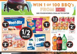 Foodworks Catalogue 20 Jan – 26 Jan 2021