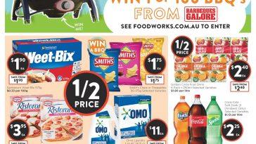 Foodworks Catalogue 20 Jan – 26 Jan 2021