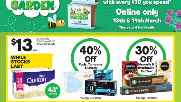 Woolworths Catalogue 10 Mar - 16 Mar 2021 Next Week Preview
