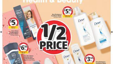 Coles Catalogue Health & Beauty 3 Mar - 9 Mar 2021