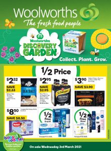 Woolies Catalogue 3rd March - 9th March 2021 Next Week Preview