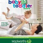 Woolworths Baby & Toddler Event 30 Jun - 6 Jul 2021