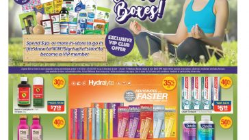 Direct Chemist Outlet Catalogue 11 March – 25 March 2021