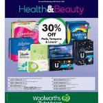 Woolworths Health & Beauty NSW Catalogue 10 Mar - 16 Mar 2021