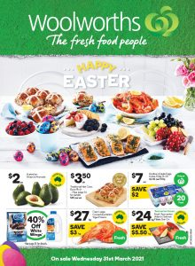 Woolies Catalogue 31 March - 6 April 2021 Next Week Preview