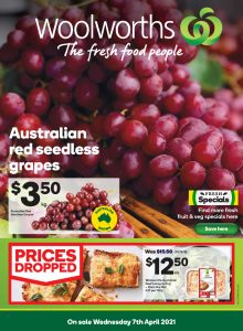 Woolworths Catalogue 7 Apr – 13 Apr 2021 Next Week Preview