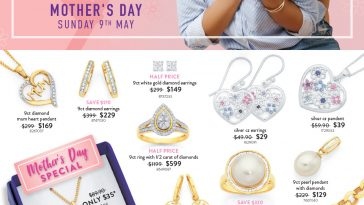 Goldmark Catalogue 12 April - 9 May 2021 The Best Gifts For Mum