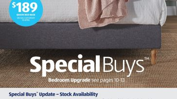 Aldi Catalogue Specials Week 14, 7 April - 13 April 2021