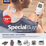 Aldi Catalogue Specials Week 15, 14 April - 20 April 2021
