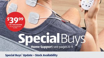 Aldi Catalogue Specials Week 15, 14 April - 20 April 2021