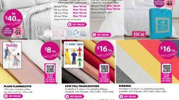 Lincraft Catalogue 10 Apr – 25 Apr 2021