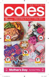 Coles Catalogue 5 May - 11 May 2021 Next Week Preview