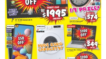 JB Hi Fi Catalogue 22 April – 28 April 2021 JBHiFi Smashing Prices