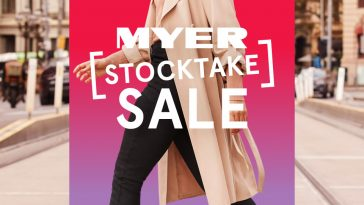 Myer Catalogue Sale 27 May - 11 July 2021