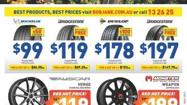 Bob Jane T-Marts Catalogue May 2021