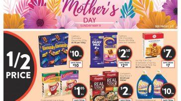 Foodworks Catalogue 5 May – 11 May 2021