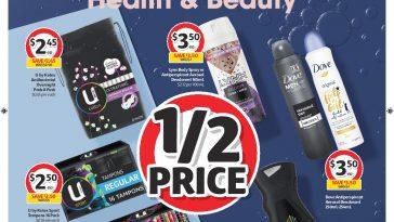 Coles Catalogue Health & Beauty 16 June - 22 June 2021