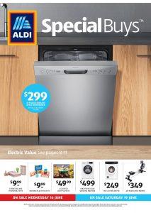 Aldi Catalogue Specials Week 24, 16 June - 22 June 2021