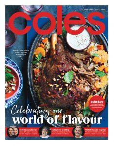 Coles Magazine July 2021