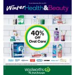 Woolworths Health & Beauty NSW Catalogue 28 July – 3 August 2021