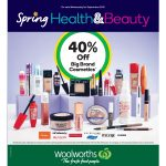 Woolworths Health & Beauty NSW Catalogue 1 September – 7 September 2021