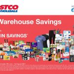 Costco Catalogue Coupon 19th July – 1st August 2021