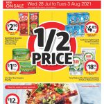 Coles Catalogue 28 July - 3 August 2021 Next Week Preview