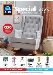 Aldi Catalogue Specials Week 30, 28 July - 3 August 2021