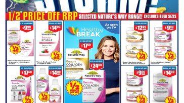 Chemist Warehouse Catalogue 22 July – 4 August 2021
