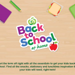 Woolworths Back to School 2021